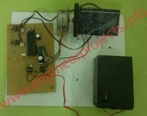 Sun Tracking System for Solar Panel,Sun Tracking System