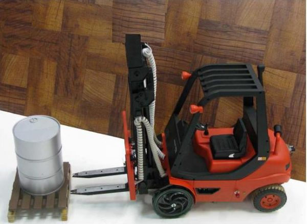 RC Controlled Forklift robot