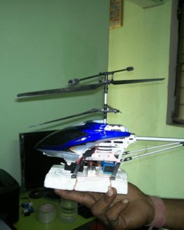 Flying and Spy Robot